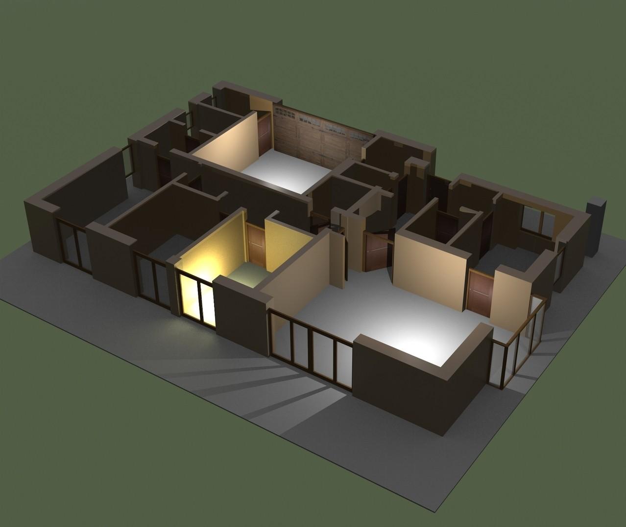 Jak zaprojektować małe mieszkanie?